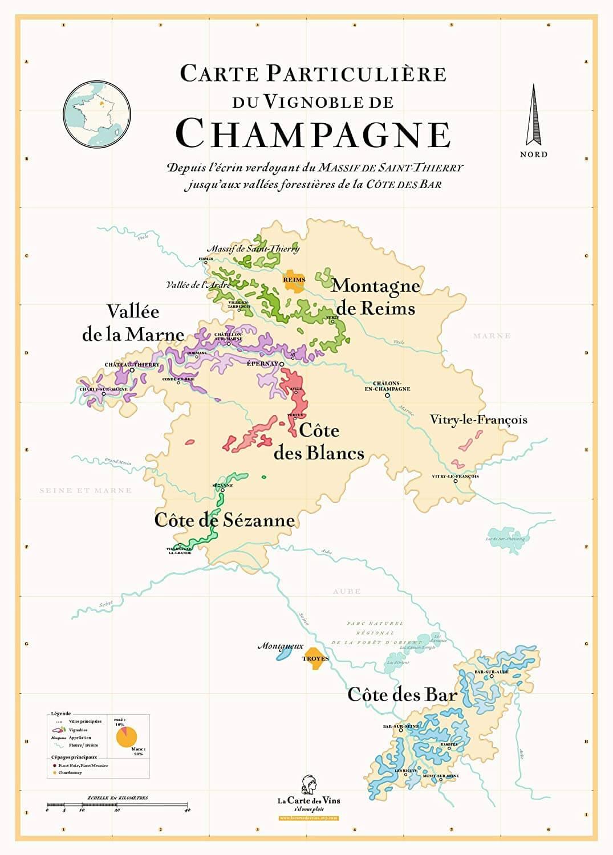Tout ce qu'il faut savoir sur le Champagne