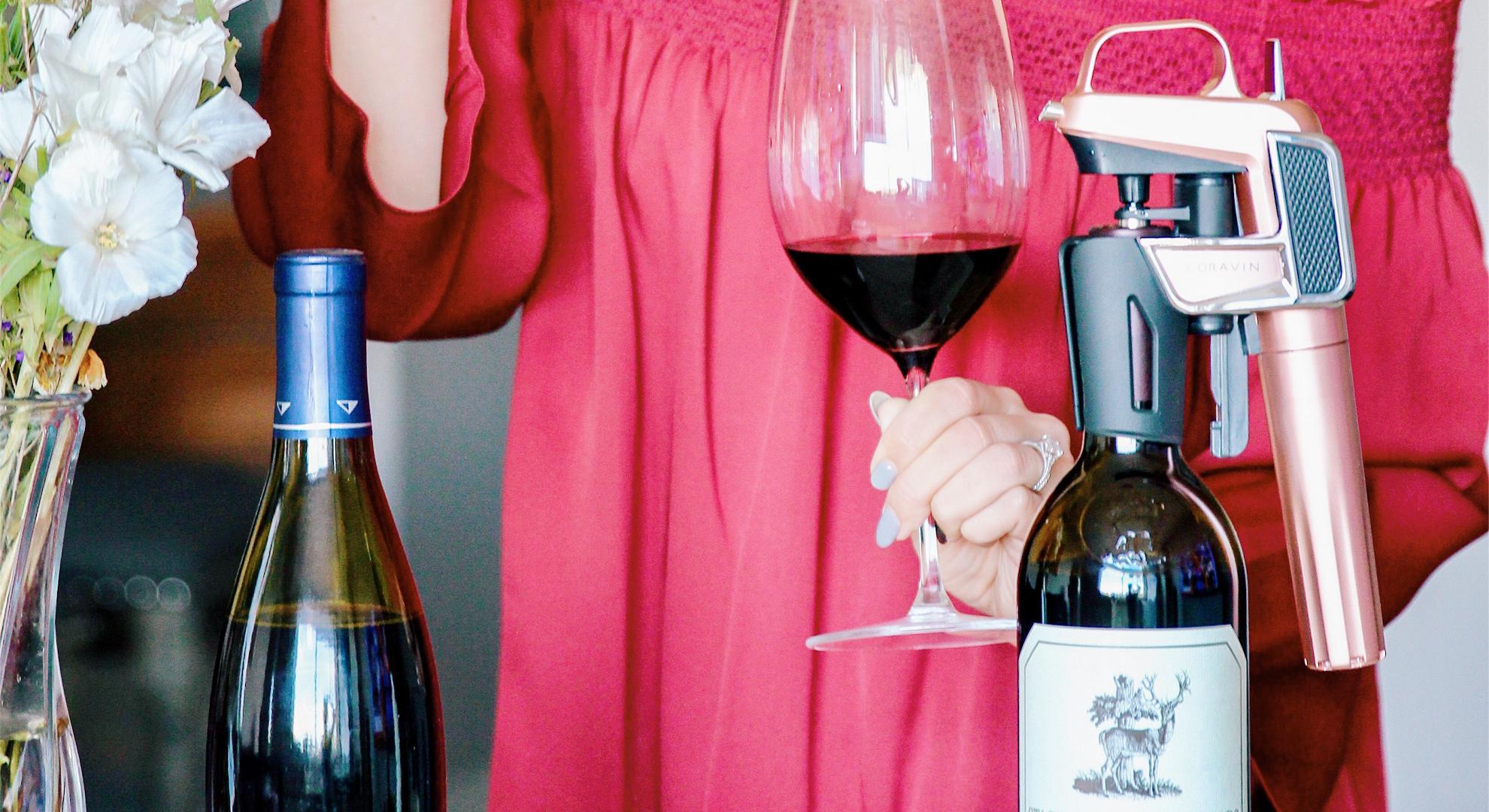 Read more about the article Coravin, le nouvel instrument pour déguster son verre de vin sans ouvrir la bouteille