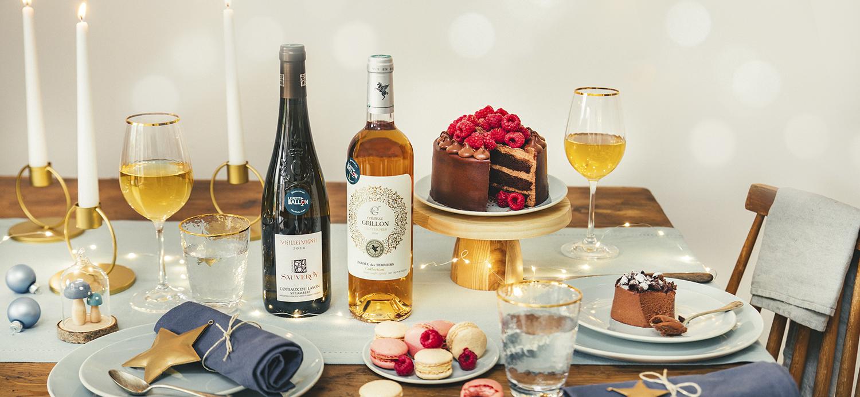 Quel vin choisir pour un dessert aux chocolats ?