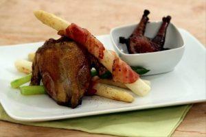 Quel vin choisir pour accompagner en fonction d'un plat de pigeon ?