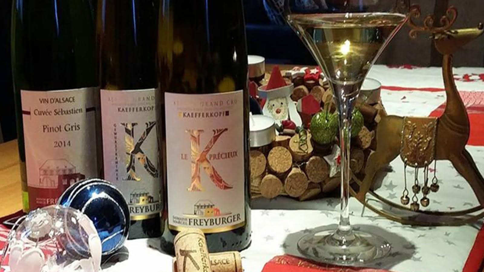 Read more about the article Quel vin choisir pour les fêtes de fin d'année et pour accompagner le repas de Noel ?